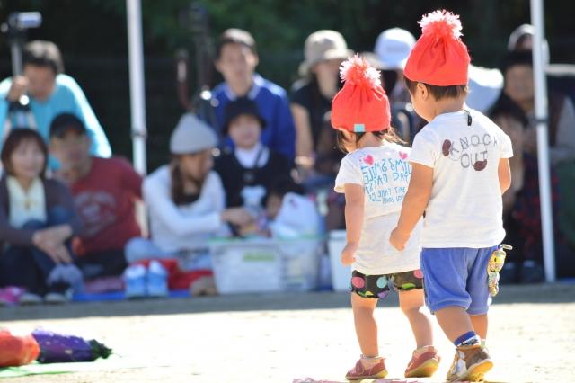運動会,服装,子供,小学校